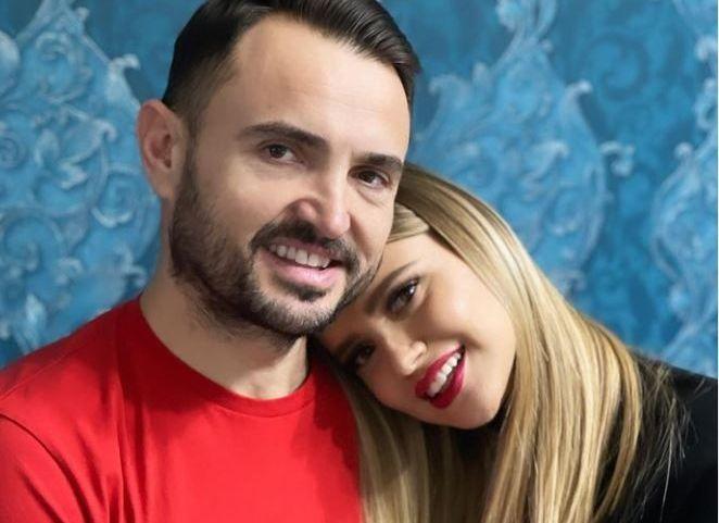 Ion Cucu, fost concurent la Gospodar fără pereche, se mândrește cu soția lui foarte sexy. Rebeca face furori pe Instagram