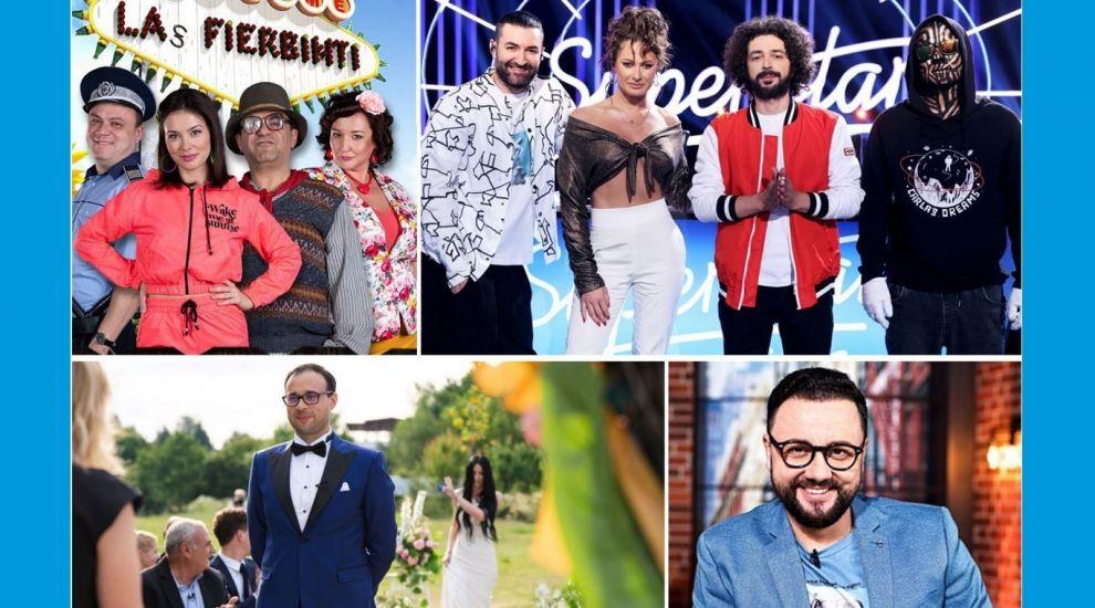 Programele PRO TV, nominalizate la Premiile TVmania 2021. Cum îți votezi favoriții