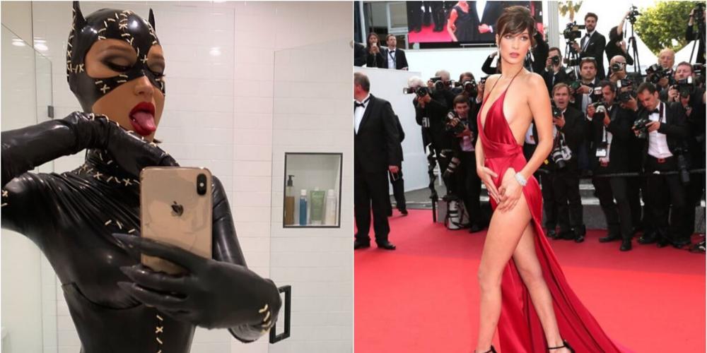 Bella Hadid riscă să fie interzisă pe Instagram după ce a postat o imagine mult prea provocatoare