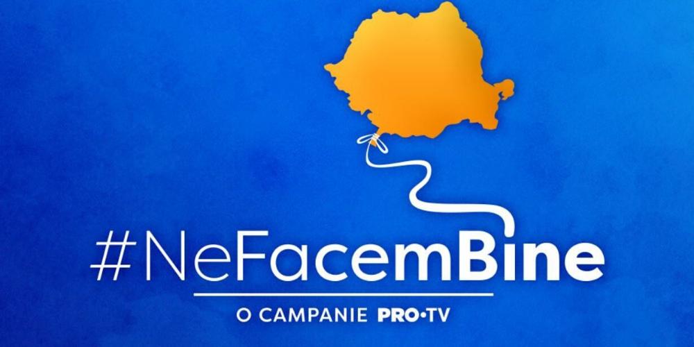 PRO TV sprijină Spitalul Ion Cantacuzino din București!
