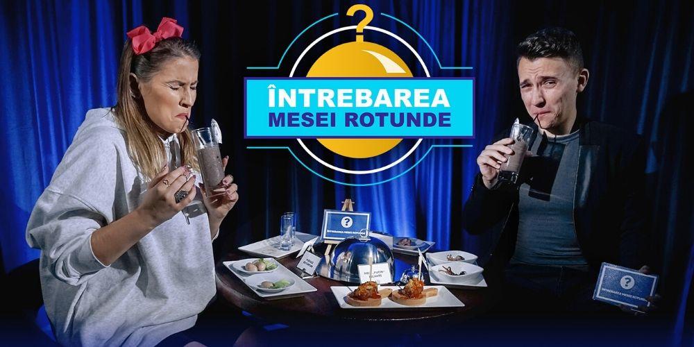 """""""Întrebarea Mesei Rotunde"""", un nou show care sparge tiparele pe protvplus.ro"""