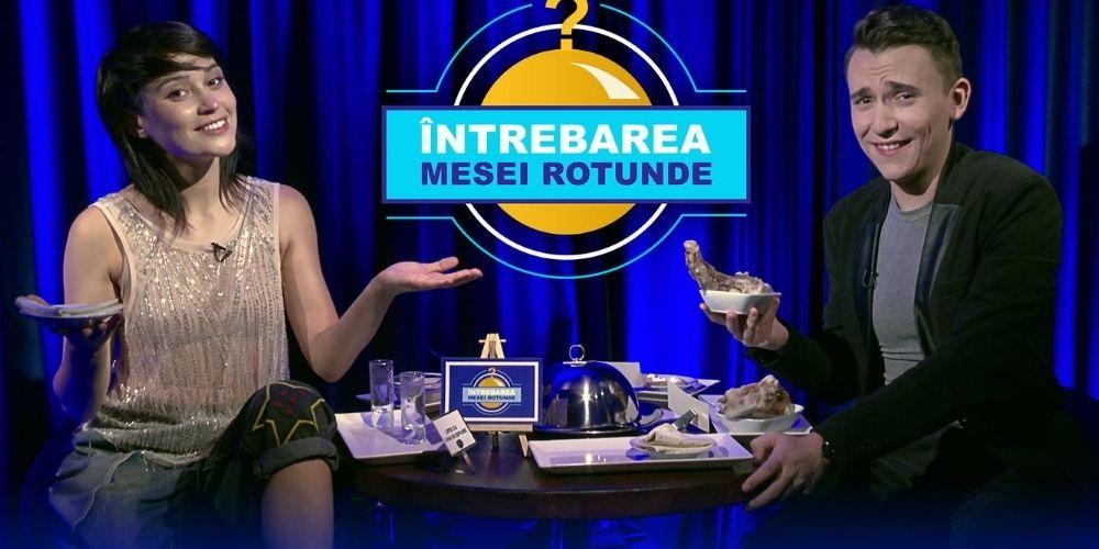 Întrebarea Mesei Rotunde cu Irina Rimes: Tudor Chirilă e cel mai antipatic antrenor de la Vocea României