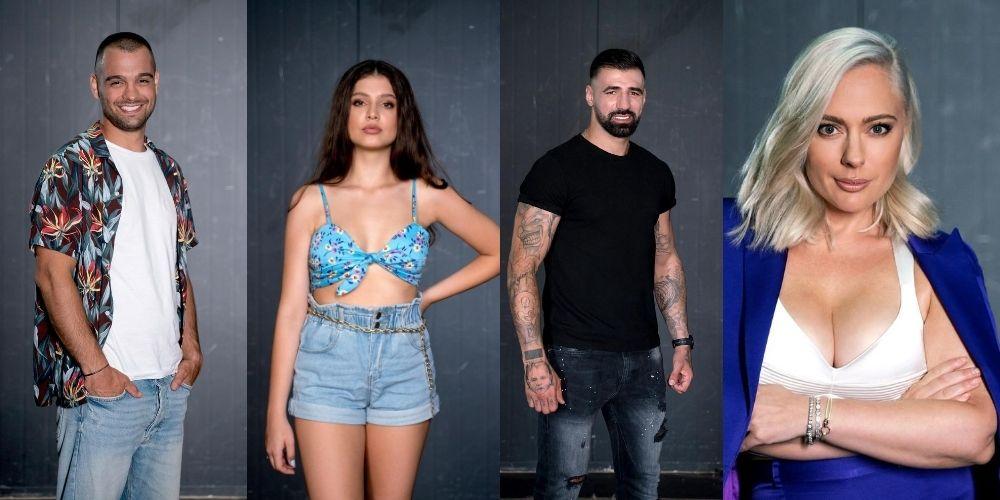 George Piștereanu, Bogdan Stoica, Elena Chiriac și Giulia Nahmany completează echipa orășenilor, în noul sezon din Ferma