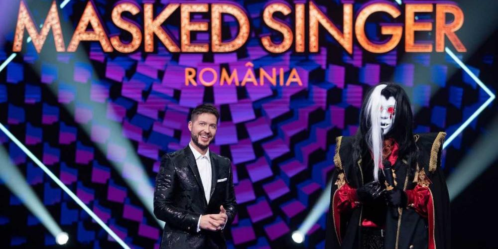 Emisiunea Masked Singer România a fost cel mai urmărit show TV al serii!