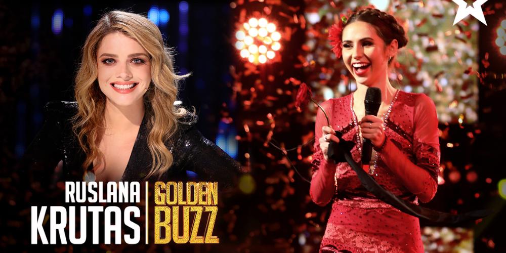 """INTERVIU Ruslana Krutas, acrobata pentru care Alexandra Dinu a apăsat Golden Buzz-ul: """"Pur și simplu nu am cuvinte!"""""""