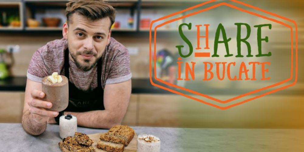 Share în bucate - Cum să faci pâine cu ovăz