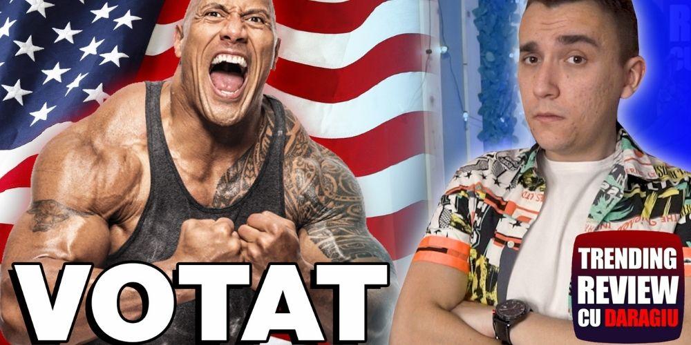 The Rock, noul președinte al Americii? - Trending Review cu Daragiu - episodul 63