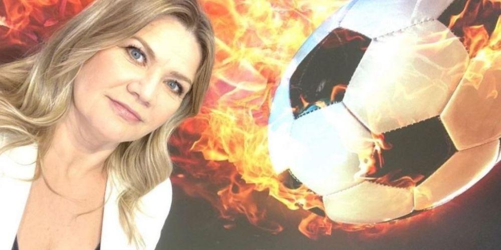 """INTERVIU cu Ioana Cosma. Ce spune despre reacțiile fanilor fotbalului la EURO 2020: """"Nu vreau să mă victimizez"""""""