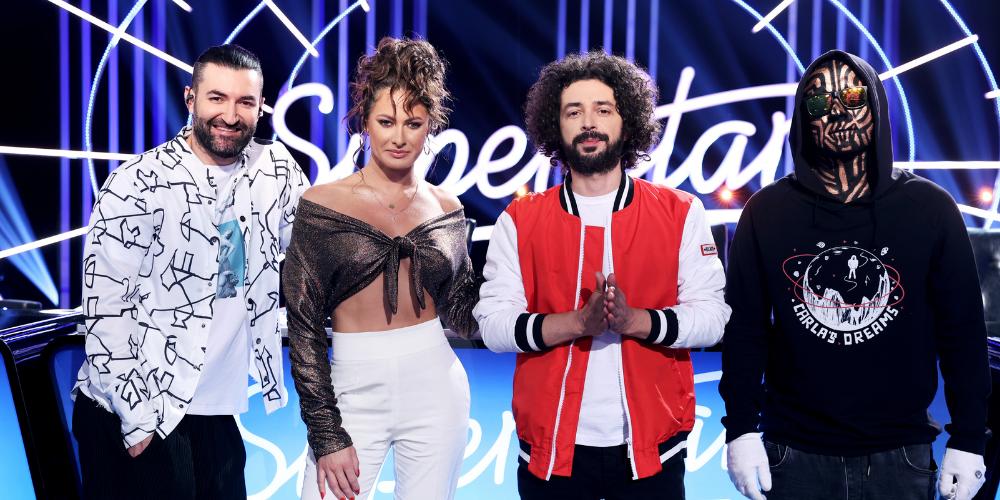 Emisiunea SuperStar România a fost lider de audiență și sâmbătă seara!