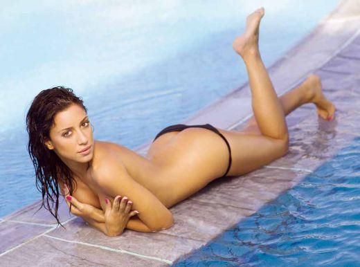 Gimeno nackt Merxe  Playboy Spain