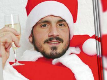 "Mos Rino Gattuso a venit la Milan: ""O sa revin mai puternic pe teren!"""