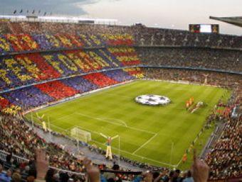 VEZI care sunt cel Sapte Minuni Sportive ale Lumii! Camp Nou pe locul 2!
