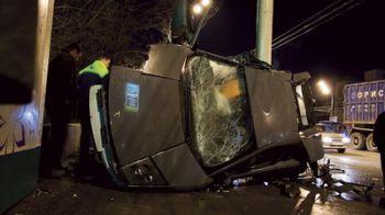 POZA ZILEI: Un Lamborghini Murcielago facut PRAF in RUSIA: Vezi ce a mai ramas din el!