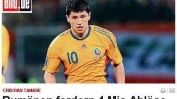 Hertha il vrea pe noul Mutu, Tanase! Costa 4 milioane euro!