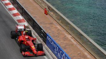 Raikkonen, aproape de pole-position in Monaco