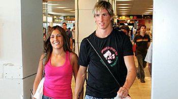 Fernando Torres s-a casatorit!VEZIpoze cu sotia lui Torres: