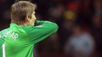 Stelea si Arlauskis, langa Reina si Van Der Sar in topul celor mai buni portari in 2009!
