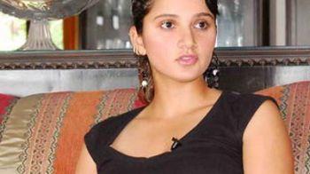 2 barbati se afla in arest dupa ce au cerut-o de nevasta pe Sania Mirza la casa acesteia!