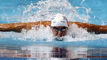 De la consum de marijuana la recorduri: Phelps, record mondial la 100 m fluture!