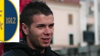 Modena il vrea pe Daminuta!Vezi poze cu Chivu de la primul antrenament din acest sezon!