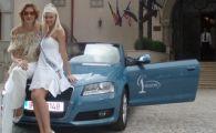 Miss Universe Romania 2009 isi prezinta masina la ProMotor!