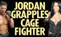 FOTO: Jordan, sex salbatic cu luptatorul Alex Reid!