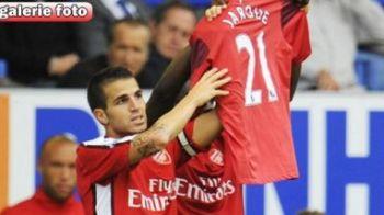 Prima umilinta dupa Dinamo si 6 goluri luate dupa 32 de ani! Everton 1-6 Arsenal