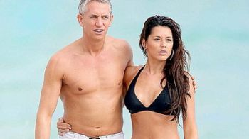 Gary Lineker s-a casatorit cu Danielle Bux in Italia! FOTO: