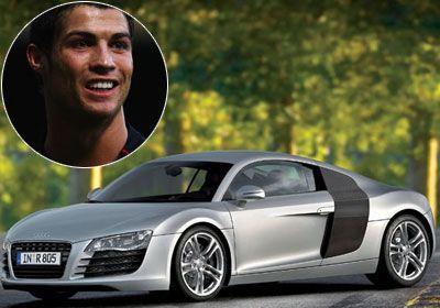 Cele mai tari masini din fotbal! Vezi ce jucator are cele mai bune masini!