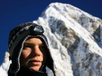 La nici 15 ani Crina Coco Popescu a cucerit Aconcagua! Vezi povestea pustoicei care vrea sa vada lumea de sus!