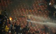 VIDEO Au devastat stadionul! Vezi macelul facut de huligani la Steaua 1-2 Partizan!