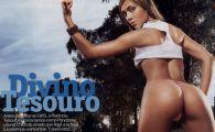 Cu ce echipa tine femeia cu cel mai sexy posterior din Argentina!
