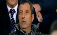 """Rednic, in tribuna la Sheriff-Steaua: """"M-am plictisit""""! Tribunele pline cu femei:"""