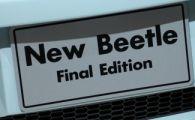 Ultimul Beetle din istoria auto!