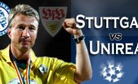 VIDEO REZUMAT! Unirea, in Europa League: Stuttgart 3-1 Urziceni