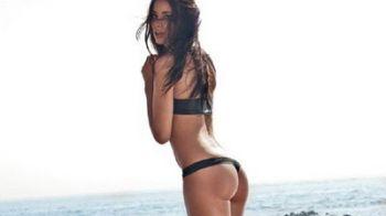 Ea este bomba sexy care i-a cucerit pe Ronaldo si Fernando Verdasco!FOTO:
