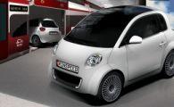 O noua inventie elvetiana:masinuta electrica Rinspeed!