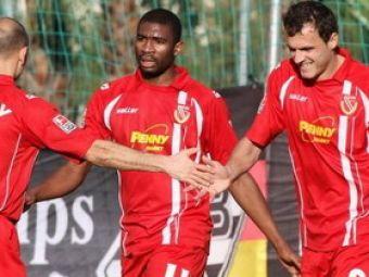 Jula a marcat pentru Energie Cottbus in amicalul cu Monchengladbach!