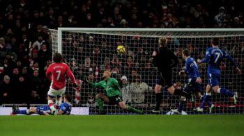 VIDEO Blocati de zapada! Arsenal, egal miraculos in ultimul minut!