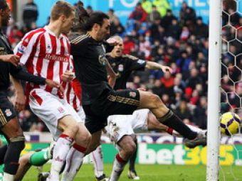 VIDEO / So long Rafa? Stoke 1-1 Liverpool! Huth egaleaza in ultimul minut