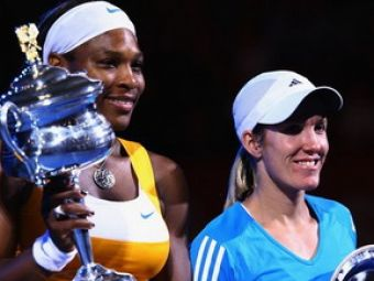 FOTO / Serena este REGINA la Australian Open!
