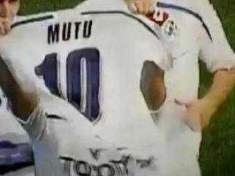 EMOTIONANT: Jovetic i-a dedicat lui Mutu golul inscris cu Cagliari! VEZI CUM