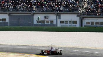 Peste 35.000 de spectatori la debutul lui Alonso la volanul unui Ferrari!