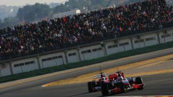 VIDEO Alonso e ZEU: a strans 36.000 de oameni la primul test cu Ferrari!