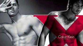 Ai grija Ronaldo! Verdasco vine tare din spate: e noul model Calvin Klein!
