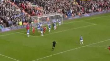 Derby nebun cu 2 eliminati: Liverpool 1-0 Everton! Vezi aici golul salvator!