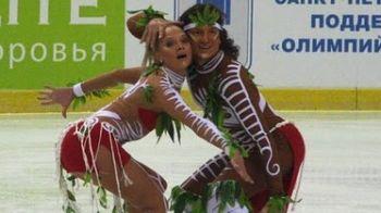 Ce TRIST! Rusii au renuntat la cele mai tari costume pe care le puteai vedea la JO! FOTO