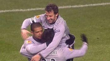 Dubla senzationala Amauri: Ajax 1-2 Juventus! VIDEO rezumat: