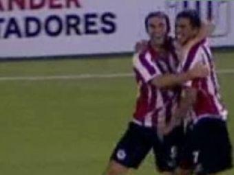 VIDEO / Estudiantes a marcat cel mai RAPID gol din istoria Cupei Libertadores! Vezi ce s-a intamplat dupa aceea: