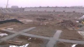 VIDEO! Un santier de 150 mil €! Primele imagini cu constructia noului stadion al lui Juventus!